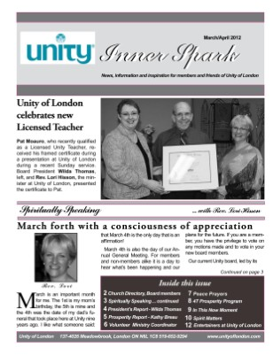 Innerspark: Mar/Apr 2012