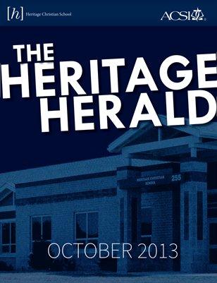 Herald October 2013