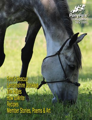 July 2020 Pony Pals Magazine - Vol.10#2