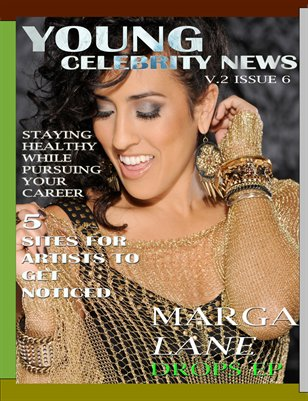 July Issue of Young Celebrity News