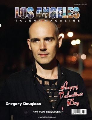 Los Angeles Talent Magazine February 2018 Edition