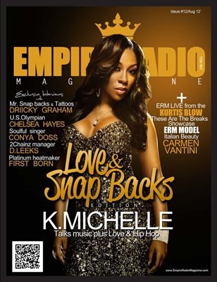 Empire Radio Magazine Issue#12 (Print)