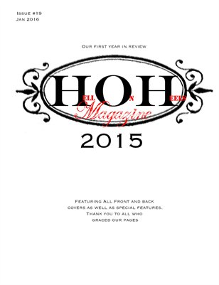Hell on Heels Magazine 2015 a year in review