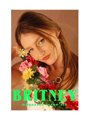 Britney Magazine Issue Six