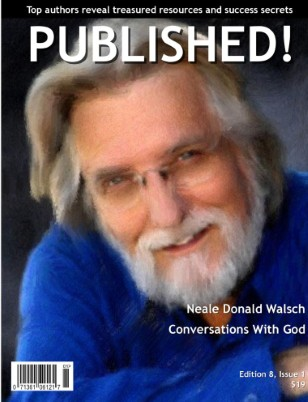PUBLISHED! featuring Neale Donald Walsch