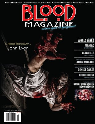 Blood Magazine Issue 6