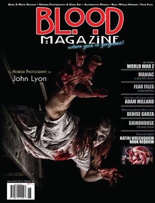 Blood Magazine Issue 6
