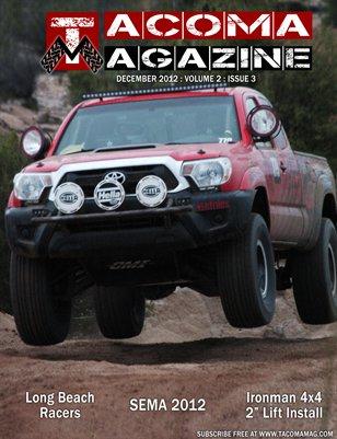 Tacoma Magazine December 2012