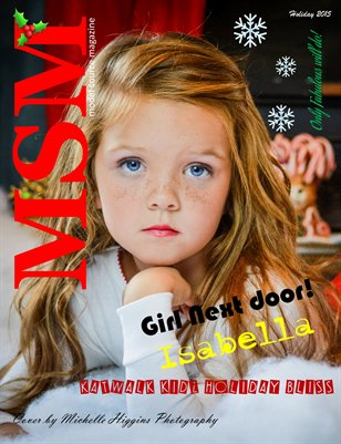 Model Source Magazine Holiday Issue 2015