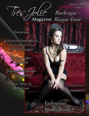 January 2015 Burlesque-Risque Issue