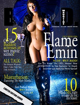 WET (Flame Emin Cover)