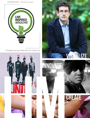 Live Inspired Magazine V1.I1.
