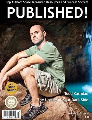 PUBLISHED! Excerpt featuring Todd Kashdan