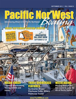 Pacific Nor'West Boating