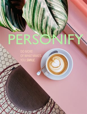 Personify #2 Summer Edition 2019