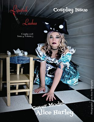 Lipstick and Lashes Magazine, Cosplay 2018