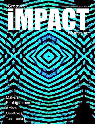 Creative iMPACT Magazine November/December Issue 4 2016