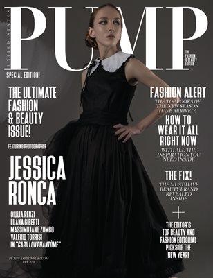 PUMP Magazine - Fashion Legends - Vol. 6