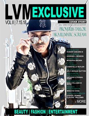 LVM EXCLUSIVE | VOLUME 2