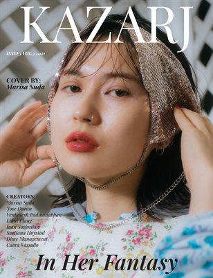 KAZARJ MAGAZINE ISSUE 3 VOL.3 2021