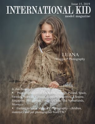 International Kid Model Magazine Issue #15