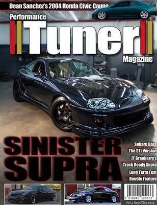 Performance Tuner Magazine Volume 4 September/October