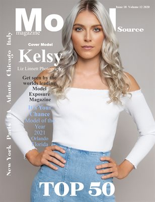Model Source Magazine Issue 18 Volume 12 2020