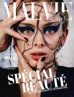 MALVIE Magazine The Artist Edition Vol 214 May 2021