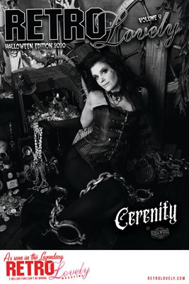 Cerenity Cover Poster