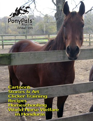 October 2015 Pony Pals Magazine -- Vol.5 #5