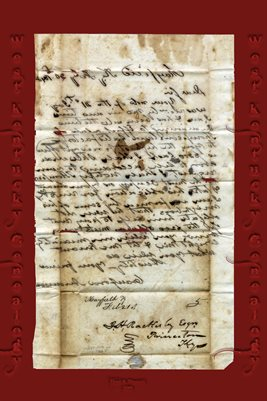 1848 CRAWFORD ANDERSON, MAYFIELD, KENTUCKY LETTER
