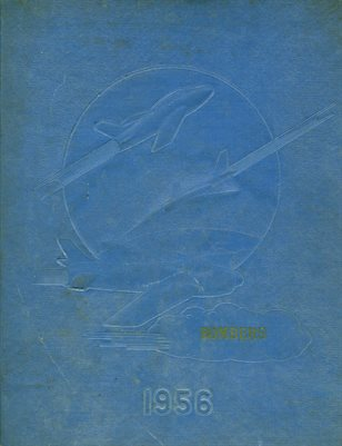 1956 BOMBERS YEARBOOK, FAIRDEALING, KENTUCKY