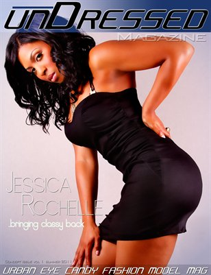 unDressed - The Urban Eyecandy Fashion Model Magazine