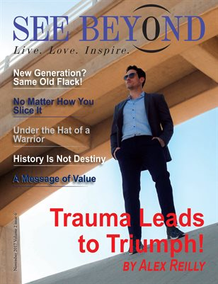 See Beyond Magazine November 2017 Edition