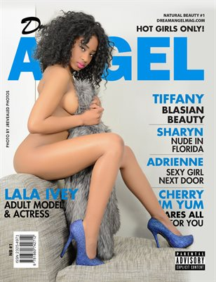 Dream Angel Magazine Natural Beauty #1 -Lala Ivey