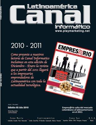Canal Informatico Latinoamerica Dic 2010 Ene 2011