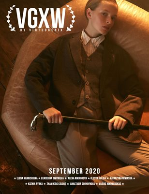 VGXW Magazine September 2020