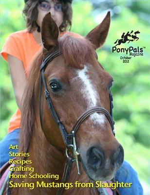 Pony Pals Magazine - October 2012 - Vol.2#5