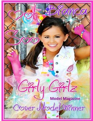 GIRLY GIRLZ MODEL MAGAZINE SUMMER EDITION