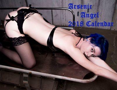 Arsenic Angel Calendar