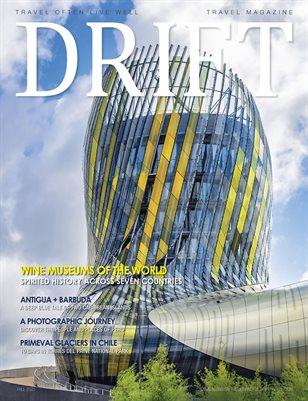 DRIFT Travel Magazine Fall 2021