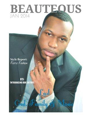 Beauteous Magazine January 2014