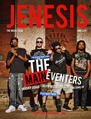 June Music Issue 2011