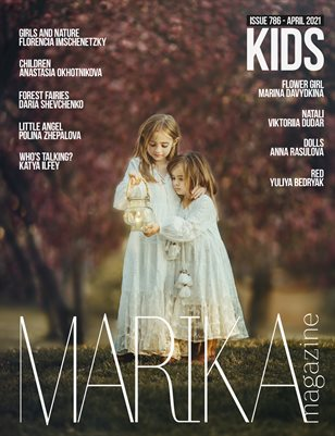 MARIKA MAGAZINE KIDS (ISSUE 786 - APRIL)