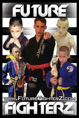 FF B&W/FF4LIFE Poster