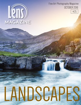 Lens Magazine Issue #25 Landscapes Photography