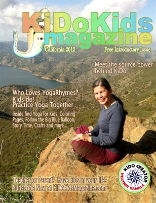 KiDo Kids Magazine Free Introductory Issue 2012