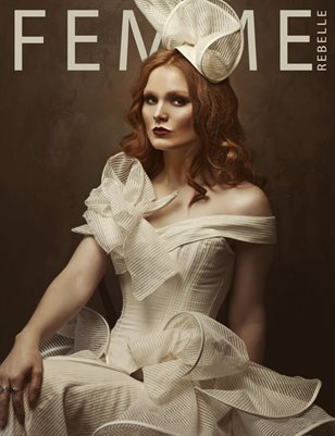 Femme Rebelle Magazine MAY 2017 - BOOK 1 MyBoudoir Cover