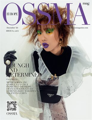 OSSMA Magazine EUROPE ISSUE14, vol5
