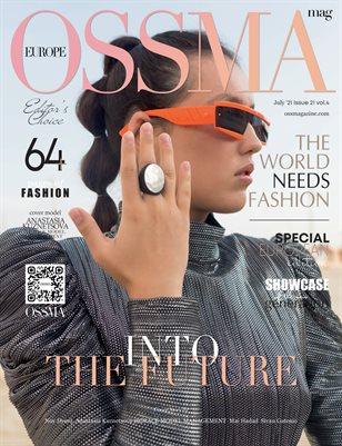 OSSMA Magazine EUROPE ISSUE21, vol4